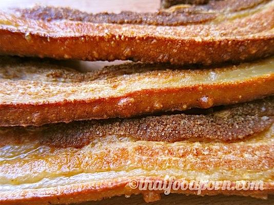 Crispy Pork Belly – หมูกรอบ