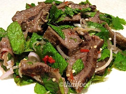 Beef Salad – ยำเนื้อ