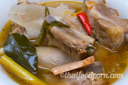 pork rib soup